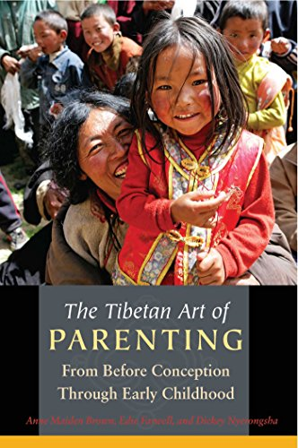 9780861715794: The Tibetan Art of Parenting: From Before Conception Through Early Childhood