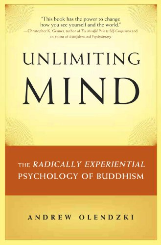 9780861716203: Unlimiting Mind: The Radically Experiential Psychology of Buddhism