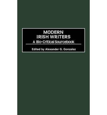 9780861721054: Modern Irish Writers: A Bio-Critical Sourcebook