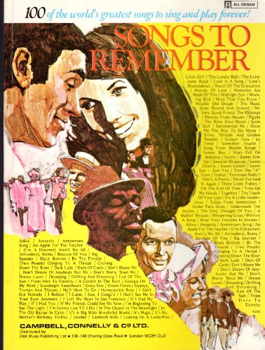 9780861751662: Songs to Remember