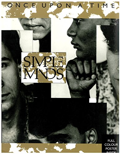 9780861753666: Simple Minds: Once Upon A Time [Songbook]