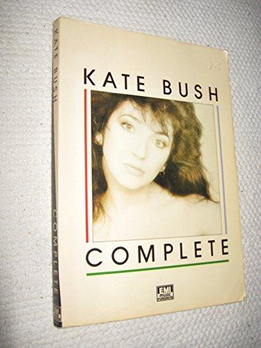 9780861754137: Kate Bush Complete