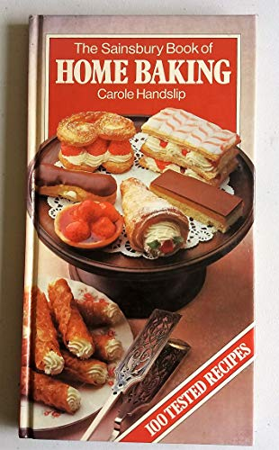 9780861780433: The Sainsbury book of home baking