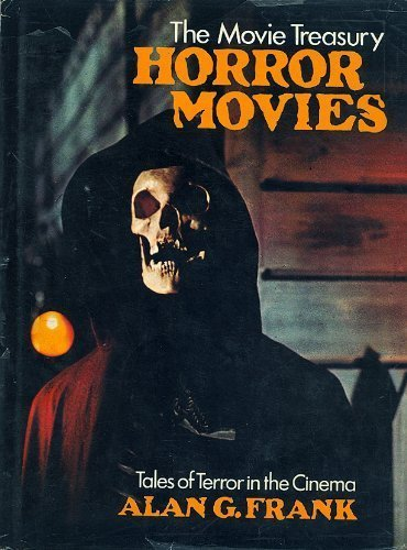 9780861780914: The movie treasury horror movies: Tales of terror in the cinema