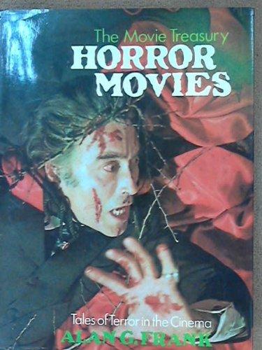9780861780914: The Movie Treasury: Horror Movies: Tales of Terror in the Cinema