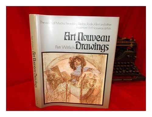 9780861781256: Art Nouveau Drawings