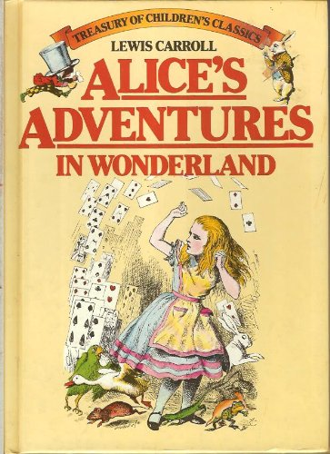 9780861781270: Alice's Adventures in Wonderland (Treasury of Children's Classics)