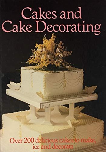 9780861782147: CAKES & CAKE DECORATING