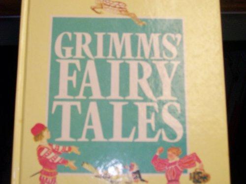 GRIMMS' FAIRY TALES: PATRICIA CRAMPTON