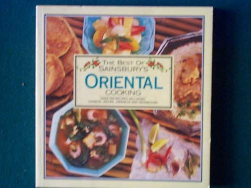 9780861784950: THE BEST OF SAINSBURY'S ORIENTAL COOKING