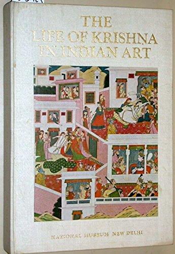 9780861861408: Life of Krishna in Indian Art