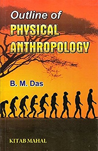 9780861866373: Outlines of Physical Anthropology