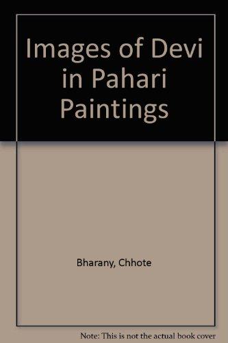 9780861867660: Images of Devi in Pahari Paintings