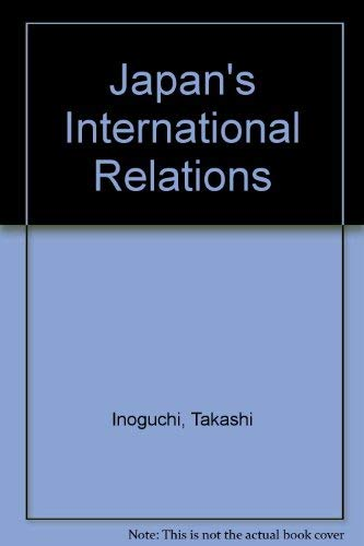 9780861870769: Japan's International Relations