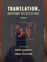 9780861871001: Translation, History and Culture