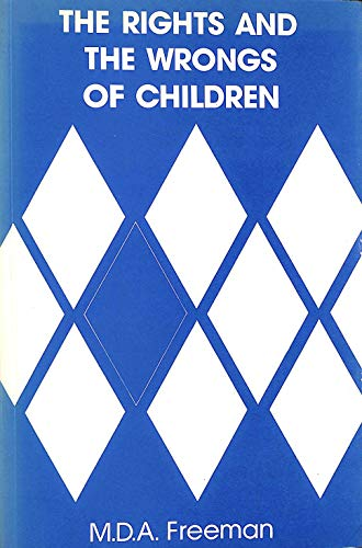 9780861872268: The Rights and Wrongs of Children