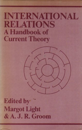 9780861875276: International Relations: A Handbook of Contemporary Theory