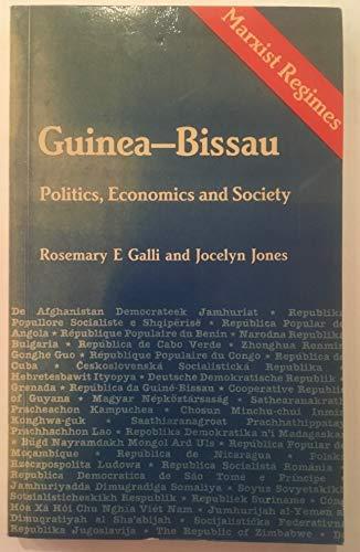 9780861876020: Guinea Bissau: Politics, Economics and Society (Marxist Regimes Series)