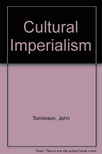 9780861877461: Cultural imperialism: A critical introduction