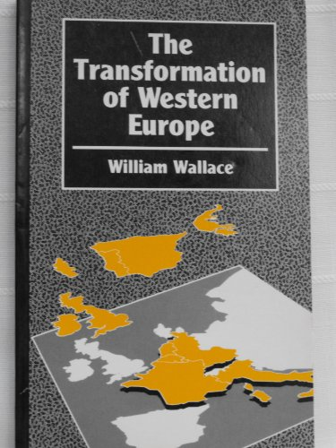 9780861878895: The Transformation of Western Europe (Chatham House papers)