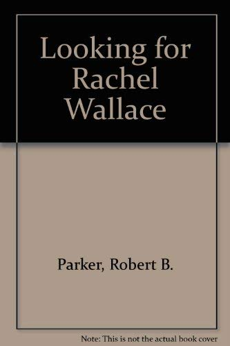 9780861881741: Looking for Rachel Wallace