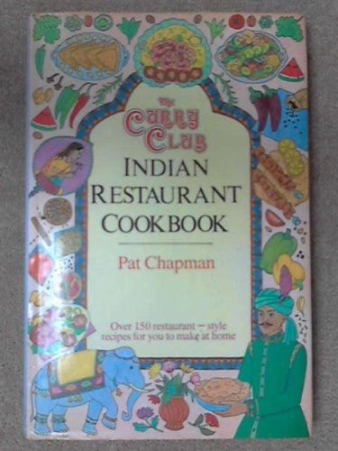 9780861884889: Curry Club Indian Restaurant Cook Book
