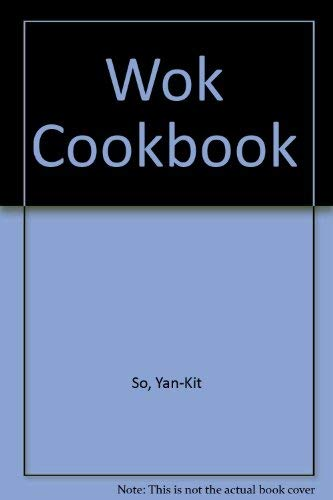 9780861884926: Wok Cookbook