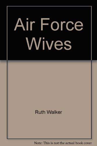 9780861886104: Air Force Wives