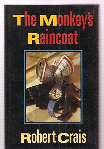 The Monkey's Raincoat ***SIGNED***: Robert Crais