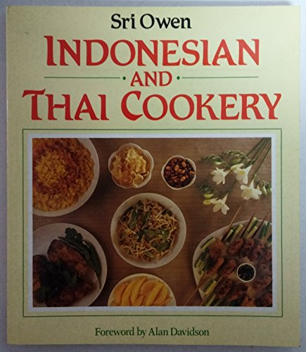 Indonesian and Thai Cookery: Owen, Sri