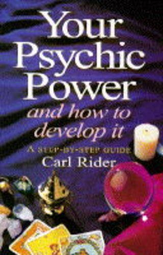 9780861888801: Your Psychic Power: A Practical Guide to Developing Your Natural Clairvoyant Abilities