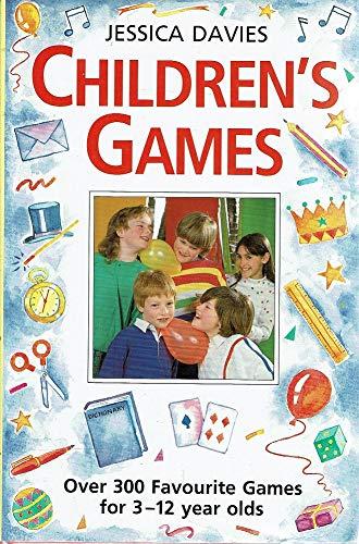 9780861888900: Children's Games