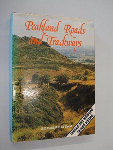 9780861900046: Peakland Roads and Trackways