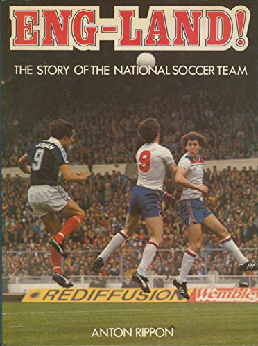 9780861900329: Eng-land: The Story of the National Team