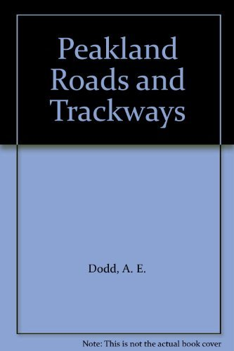 9780861900664: Peakland Roads and Trackways