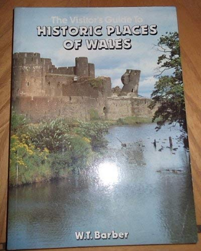 9780861901104: Visitor's Guide to the Historic Places of Wales