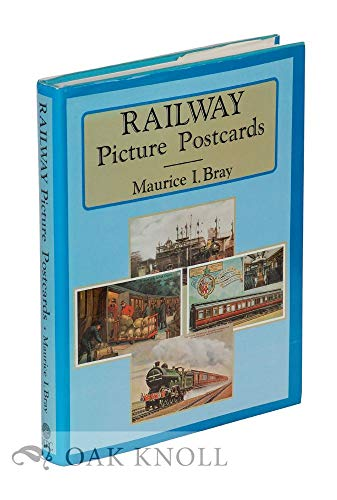 9780861901708: Railway Picture Postcards
