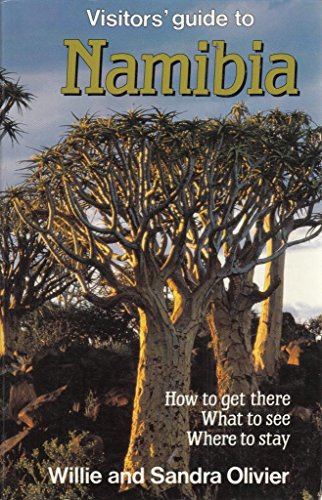 9780861902736: Visitor's Guide to Namibia: How to Get There, What to See, Where to Stay
