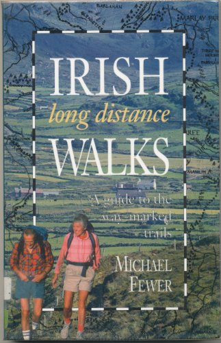 9780861903429: Irish Long Distance Walks: a Guide to All the Way-marked Routes