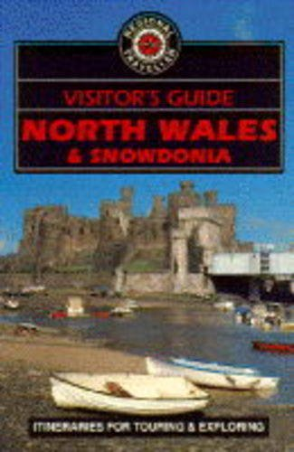 9780861905119: Visitor's Guide North Wales and Snowdonia