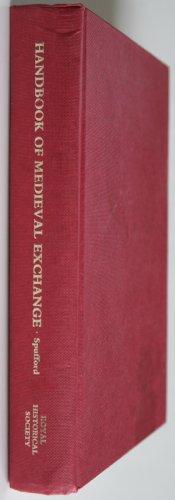 9780861931057: Handbook of Medieval Exchange (Royal Historical Society Guides and Handbooks)