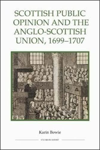 9780861932894: Scottish Public Opinion and the Anglo-Scottish Union, 1699-1707 (56)