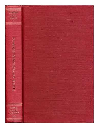 Camden Miscellany XXXII: T.A. (ed.); Jones,