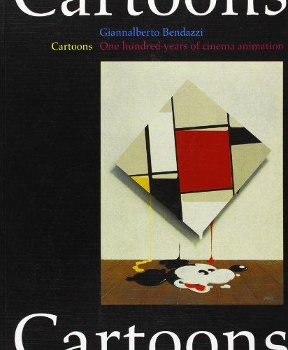 9780861964451: Cartoons: One Hundred Years of Cinema Animation