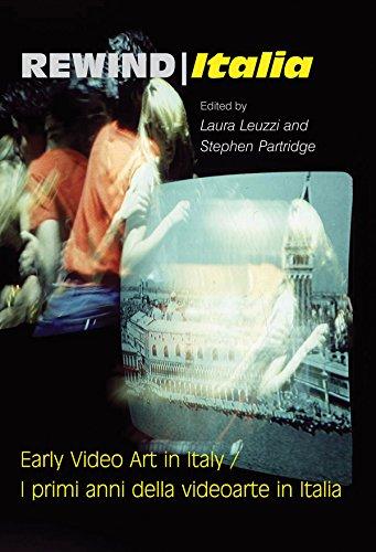 9780861967216: Rewind Italia: Early Video Art in Italy