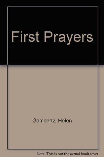 9780862010362: First Prayers