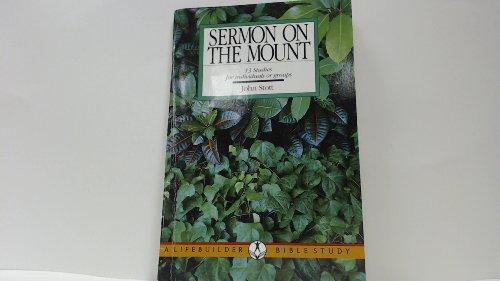9780862014988: Sermon on the Mount (LifeBuilder Bible Study)