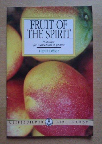 9780862015312: FRUIT OF THE SPIRIT (LIFEBUILDER BIBLE STUDY)