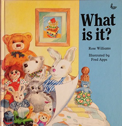 What is it?: Apps, Fred, Williams,