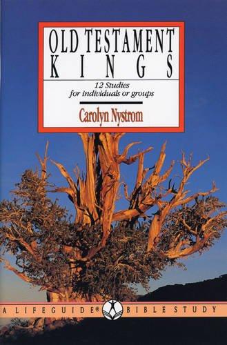 9780862018962: Old Testament Kings (LifeBuilder Bible Study)